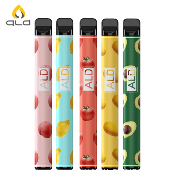 Factory Pricing Fast Shipping 800 Puffs Disposable Vape